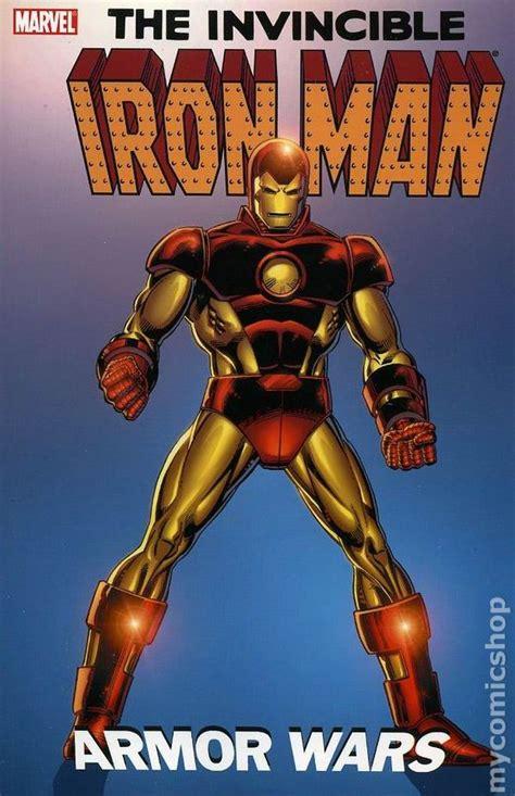 iron in my books comic books in iron armor wars