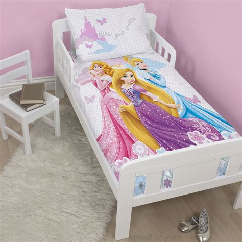sofia bed character disney junior toddler bed duvet covers bedding