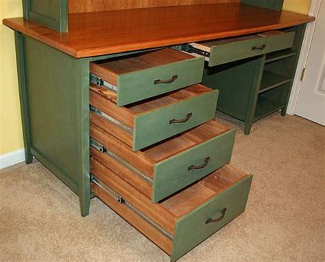 gap between drawers for desk doityourself community