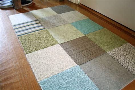 diy carpet rug peppermags diy carpet sle doormat