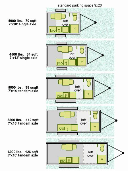 cargo trailer conversion floor plans 2 luxury cargo trailer conversion floor plans home idea