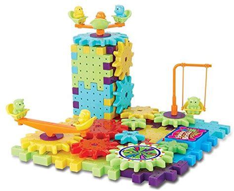 Creative 81 Plastic Puzzle Electric Building Blocks Bricks 81 bricks gear building set interlocking learning blocks motorized spinning