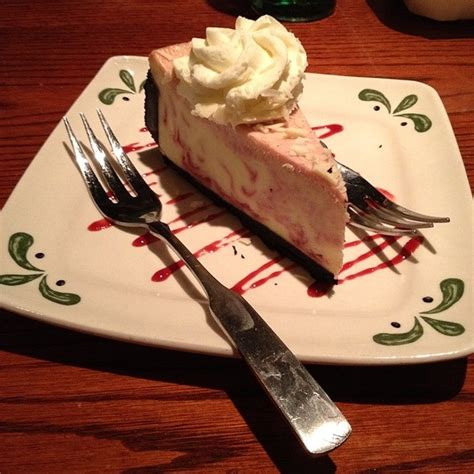 Olive Garden White Chocolate Raspberry Cheesecake Recipe by Olive Garden White Chocolate Raspberry Cheesecake