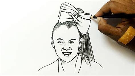 draw jojo siwa youtube