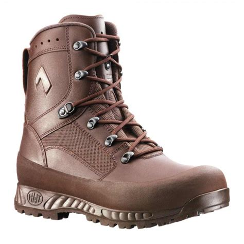 Karrimor Army Tracking haix boots combat high liability brown