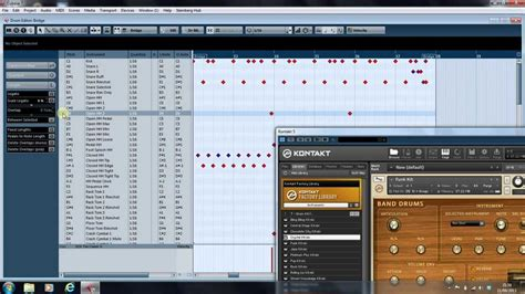 tutorial drum map cubase alternate drum maps in cubase youtube