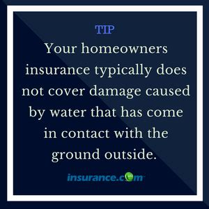 does house insurance cover natural disasters flood insurance guide insurance com