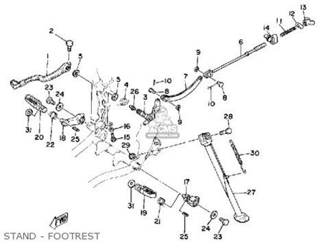 wiring diagram yamaha xt500 1977 diagram auto wiring diagram