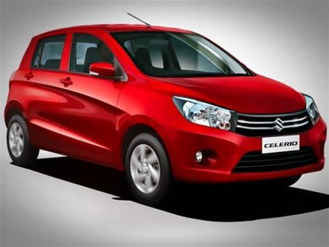 Maruthi Suzuki Celerio Specifications Maruti Suzuki Celerio Zxi With Amt Launched Price Specs