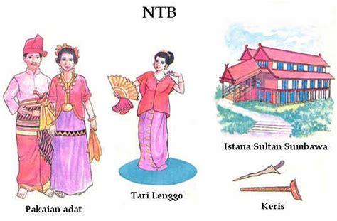 Baju Adat Sulawesi Tenggara ntb picture