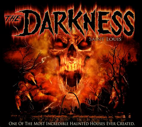 darkness haunted house conventions church of halloween part 5