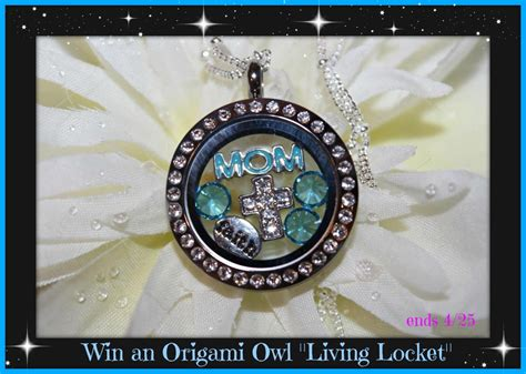 Living Locket Origami Owl - for origami owl giveaway ends 4 25 at 1159p