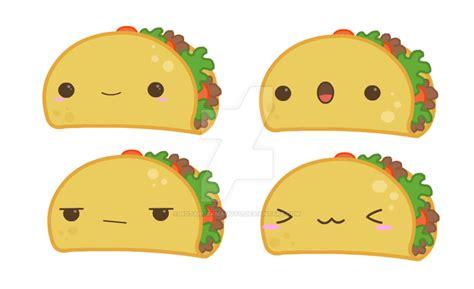 imagenes de tacos kawaii chibi tacos by hotaruyamamoto on deviantart