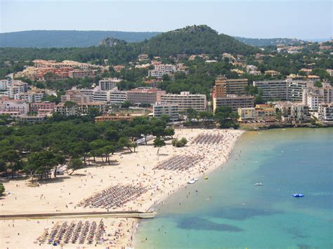 Mallorca vakantie 2018: Santa Ponsa badplaats op Mallorca