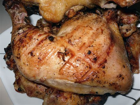 the very best way to grill chicken leg quarters