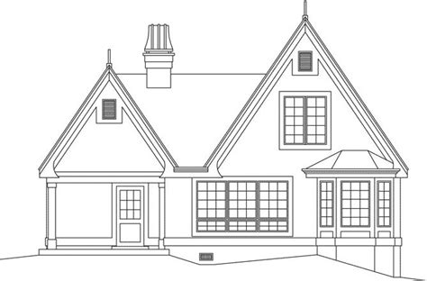 importance of house plan 171 the packrat