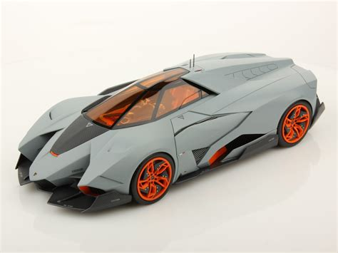 What Is The Lamborghini Model Lamborghini Egoista 1 18 Scale Model Is More Awesome Than