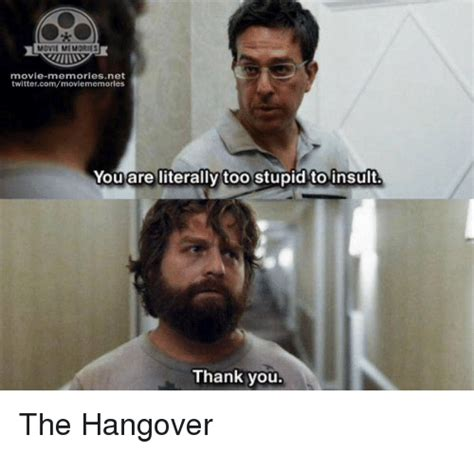 The Hangover Memes - 25 best memes about the hangover the hangover memes