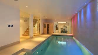 Basement Homes by S Amazing Luxury Basements Cnn
