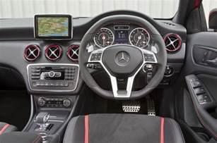 Mercedes 45 Amg Interior Mercedes Amg A 45 Review 2017 Autocar