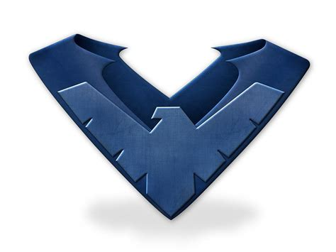 Template For Nightwing Shoulder Armor The Foam Cave Foam Armor Templates