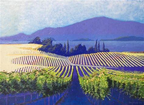 festival painting lago di garda lake garda vineyard painting