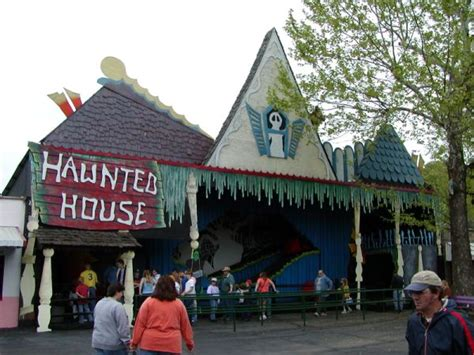 conneaut lake haunted house darkride and funhouse enthusiasts dafe