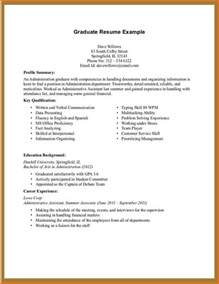 Resume Templates No Work Experience by Resume Templates For High School Students With No Work