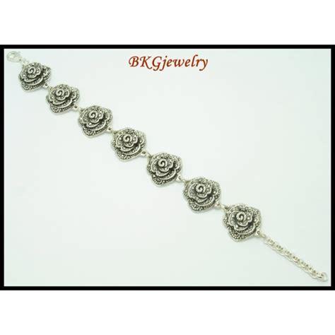 silver electroforming jewelry marcasite jewelry electroform bracelet sterling