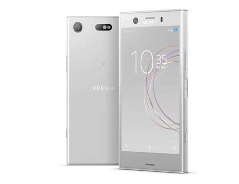 New Sony Xperia Xz1 Compact Ram 3 32gb Segel sony xperia xz1 compact gets official geeky gadgets
