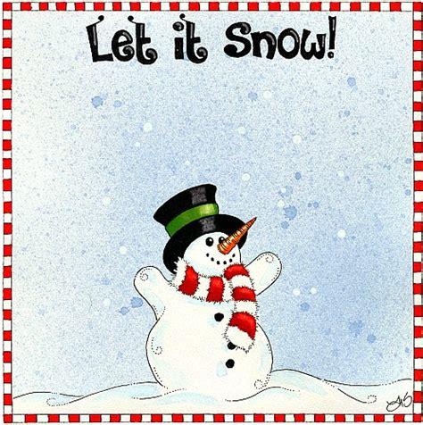 cute snowman   snow  good tidings ecards greeting cards