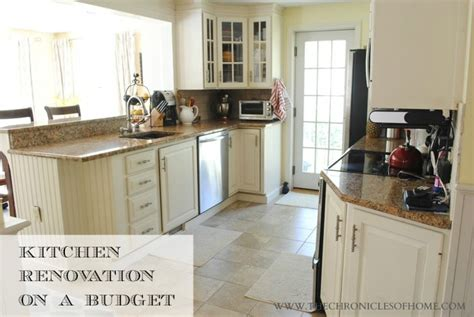 budget kitchen renovation the home depot
