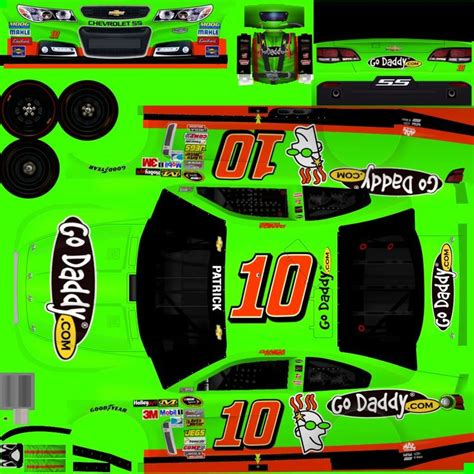 Nascar Papercraft - 17 best images about paper cars on cars