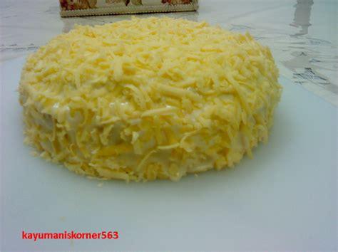 1 Kotak Cheese kayumaniskorner563 snow cheese cake