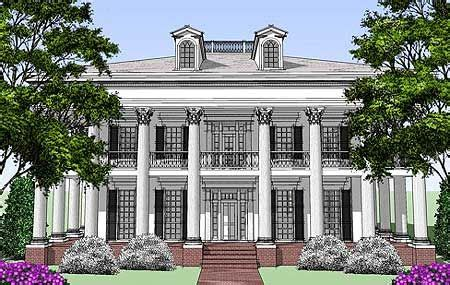 southern plantation style house plans plan w44055td southern plantation style traditional