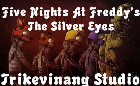 libro live by night quot five nights at freddy s the silver eyes quot libro original espa 241 ol trikevinang studio youtube