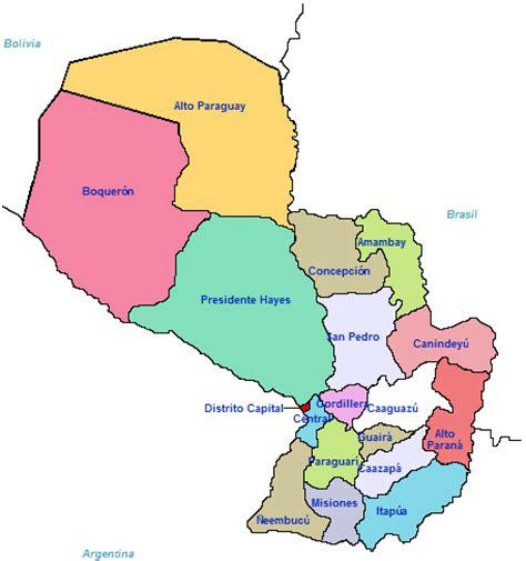 imagenes satelitales paraguay para mis tareas mapa pol 205 tico de paraguay