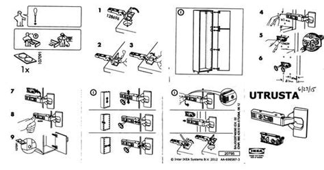 Ikea Kitchen Cabinet Hinges by Ikea Dombas Hinge Adjustment Nazarm Com