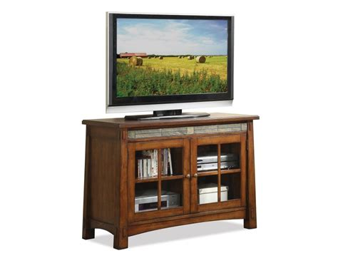 craftsman home 45 inch tv console gallery home furnishings