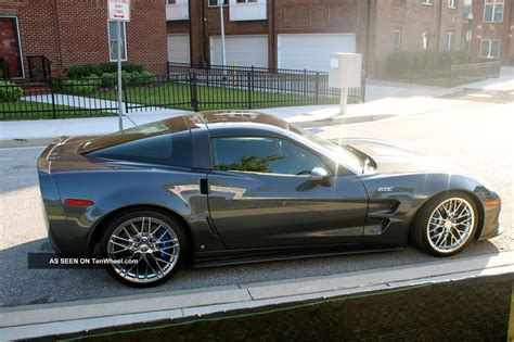 2009 zr1 with supercharger and exhaust upgrade 700 hp