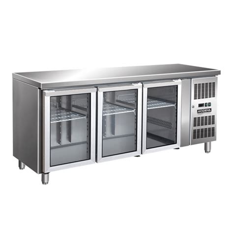 Freezer Modena Surabaya snack counter chiller modena cn 3300 gd