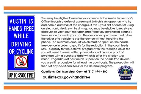 Cell Phone Use While Driving Persuasive Essay by Free Austintexas Gov The Official Website Of The City Of