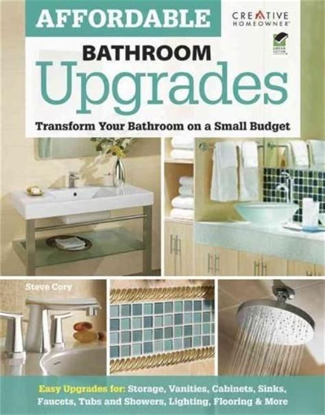 cheap bathroom upgrades 1000 ideas about cheap bathroom remodel on pinterest