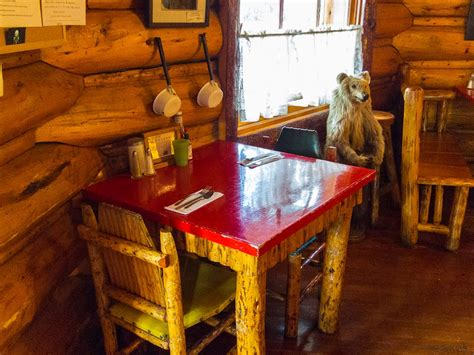 The Cabin Cafe by Panoramio Photo Of Interior The Log Cabin Cafe Silver