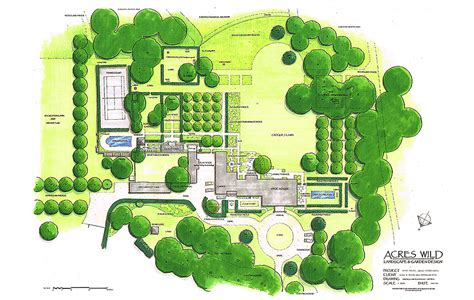 acres wild masterplan georgian grandeur acres