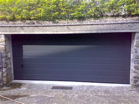 portone sezionale portoni garage sezionali