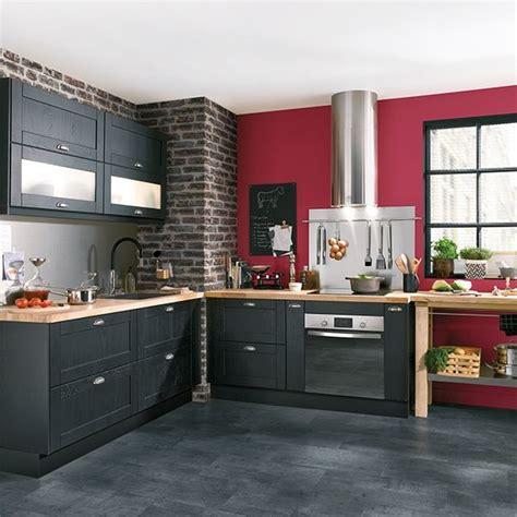 facade cuisine alinea cuisine en image