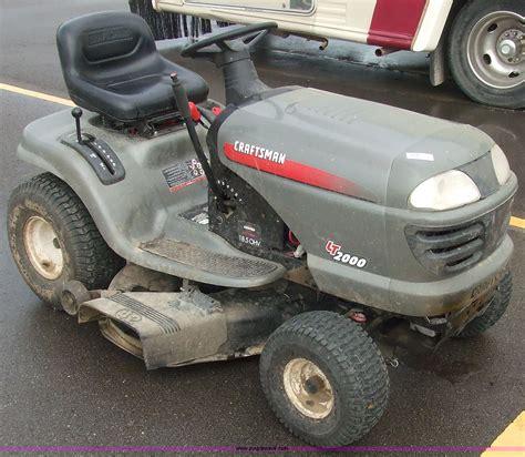 craftsman lt2000 lawn tractor parts solenoid craftsman