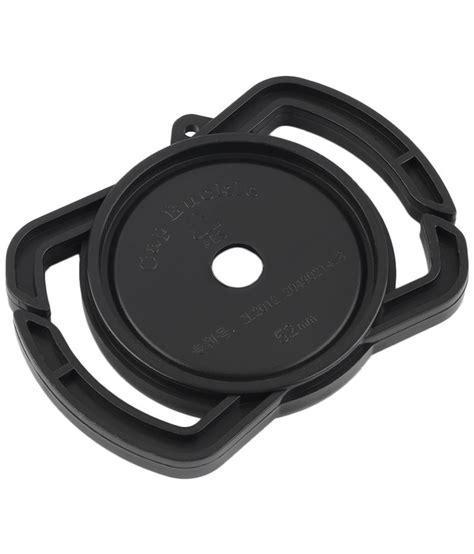 Lens Cap Keeper Buckle Ukuran 52 58 Dan 67mm saihan lens cap holder cap buckle with diameter 67 mm or 58 mm or 52 mm best deals with