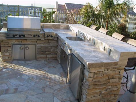 Small C Shaped Kitchen Designs by Bbq Islands Pacific Paradise Pools